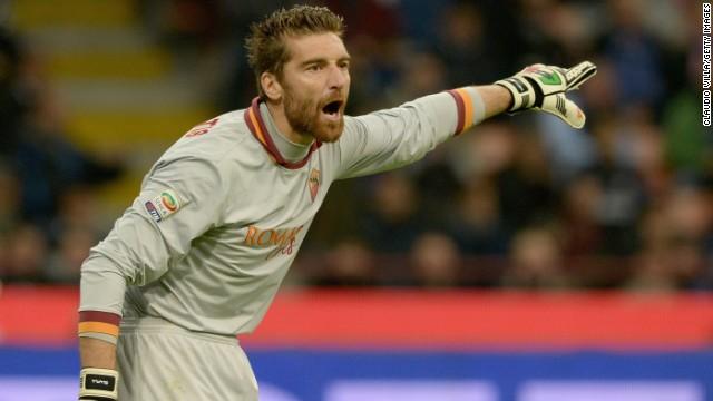 Insulti a De Sanctis: a Roma scritte contro il team manager giallorosso
