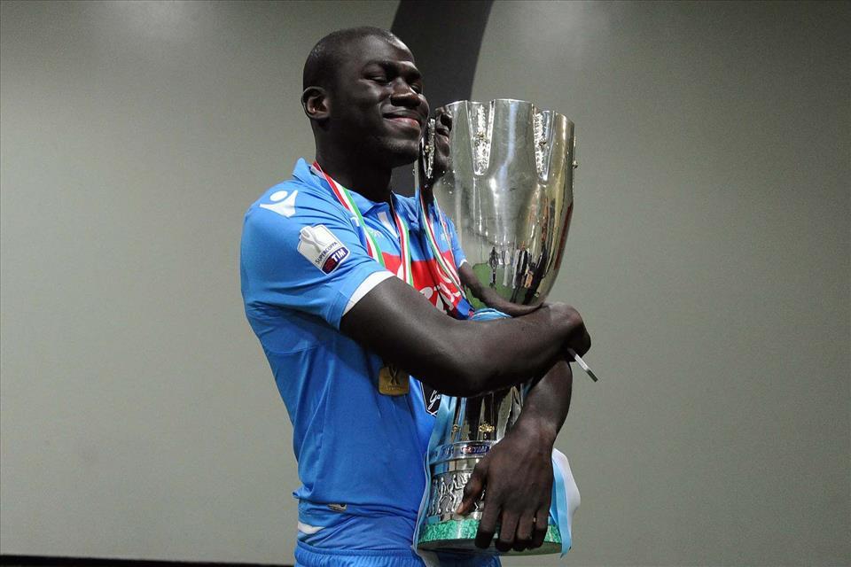 Napoli, Koulibaly: 'Rinnoverei a vita, spezziamo il dominio della Juventus'