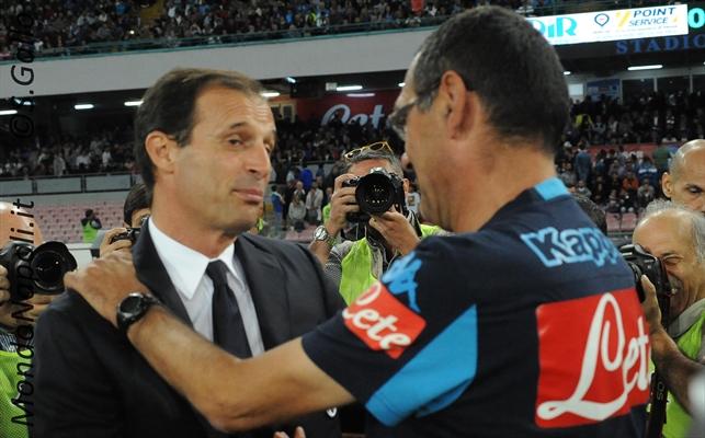 Napoli-Juve da 56mila spettatori, ma senza tifosi bianconeri
