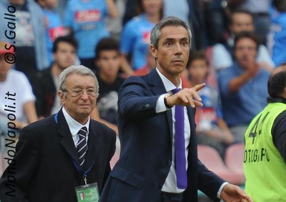Il Napoli travolge la Fiorentina Reti, show e record