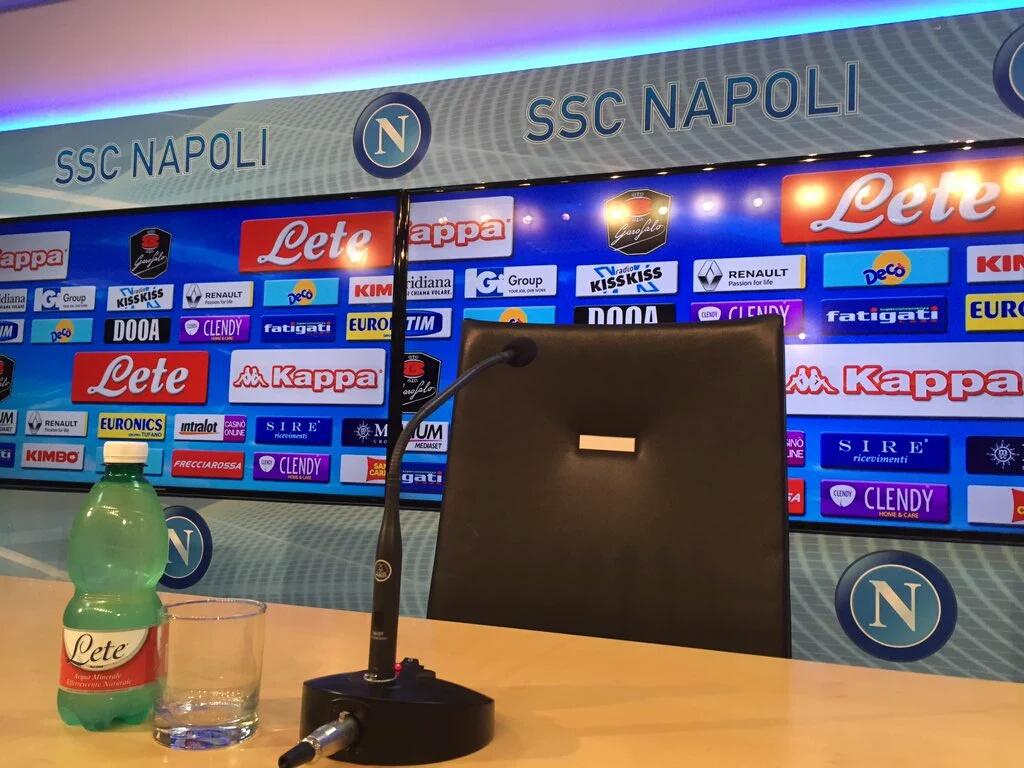 Champions League - Napoli, Sarri:
