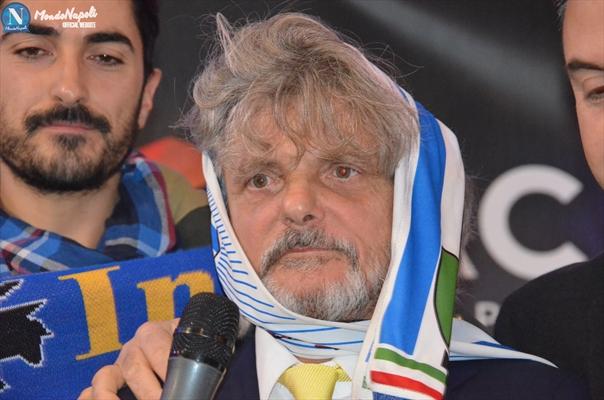 Sampdoria, Ferrero su Torreira: