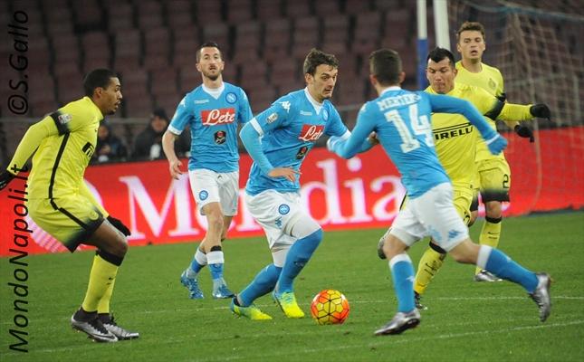 De Laurentiis, altro alibi per il Napoli: