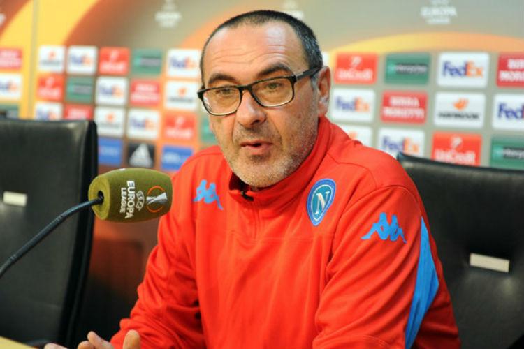 Sarri ci va giù duro: ''L'Europa League è una follia''