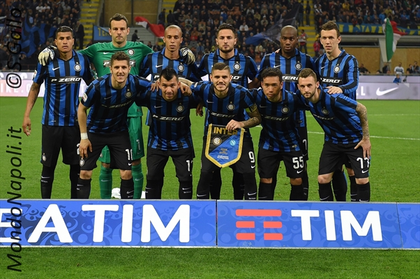 Anticipo serie A: Napoli-Inter 3-0