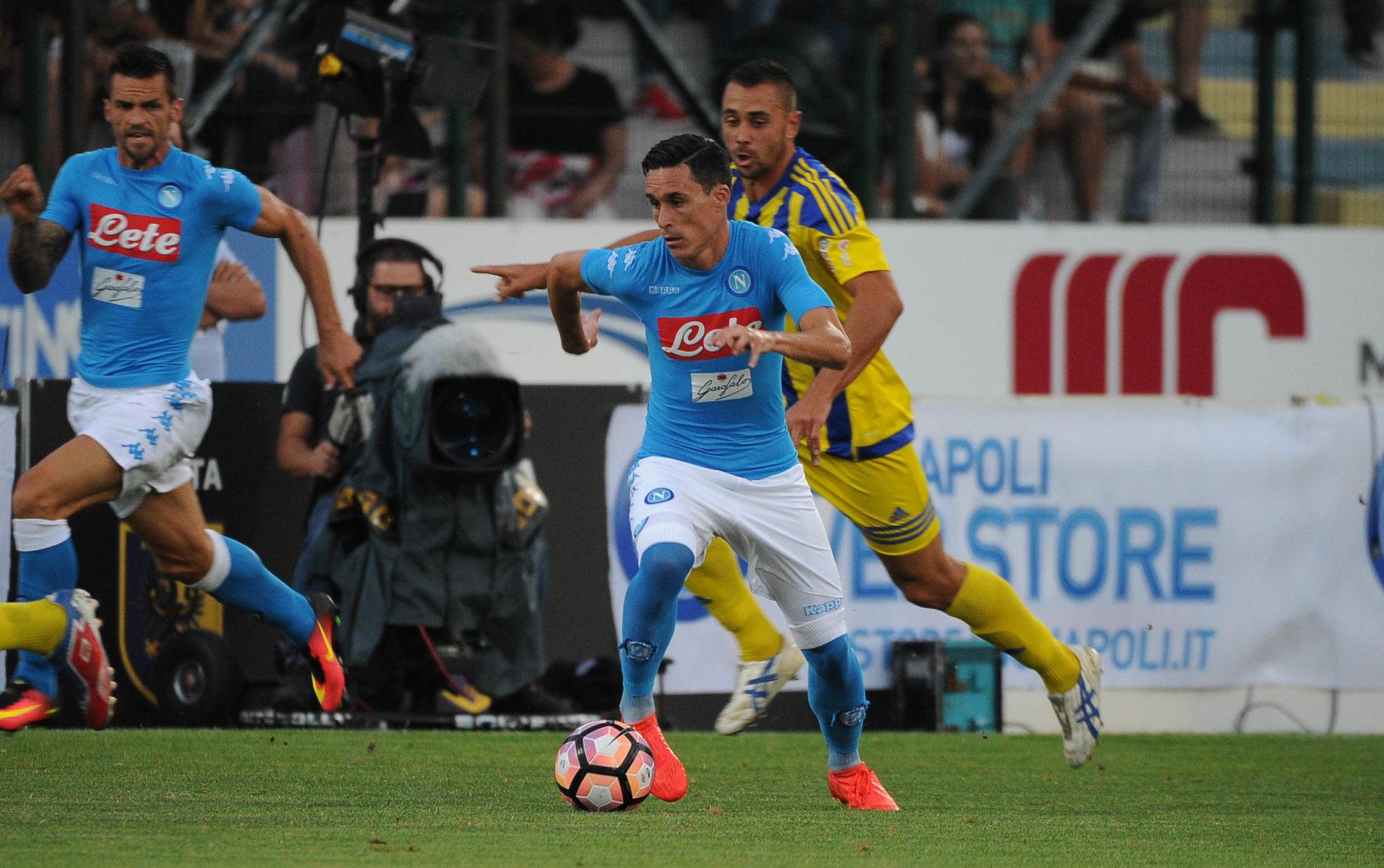 Napoli & Roma, fuori i secondi