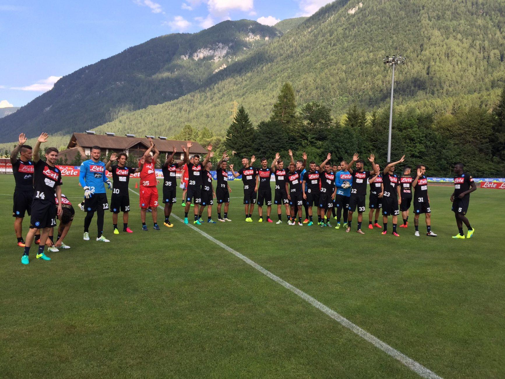 Champions League, le formazioni ufficiali di Napoli - Benfica: Sarri sceglie Allan