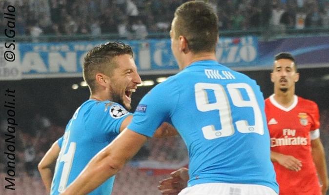 Champions League, Shakthar-Napoli 2-1: Taison e Ferreyra mettono ko gli azzurri