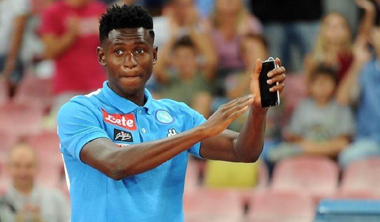Napoli, per Diawara la squadra non si arrende e punta al campionato