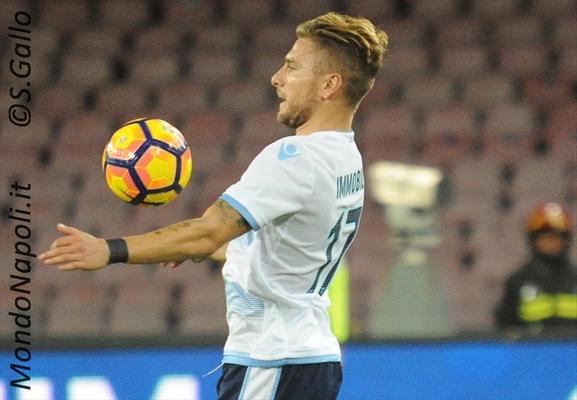 Lazio-Crotone 1-0, Immobile scardina il bunker calabrese al 90'