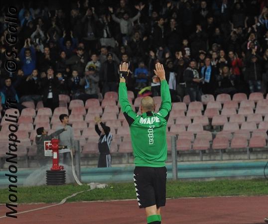 Paolo Cannavaro sotto la Curva B, arriva il commovente ringraziamento del capitano