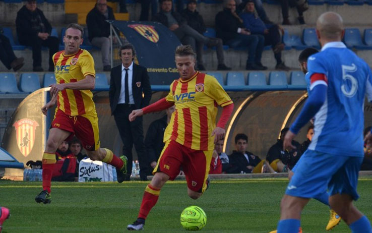 Benevento, Baroni: