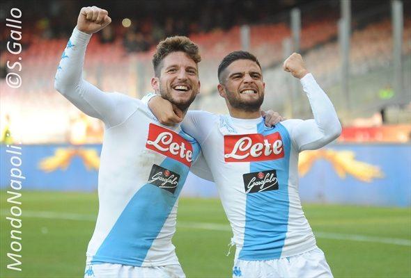 Calciomercato Napoli: la Juventus vuole anche Mertens?