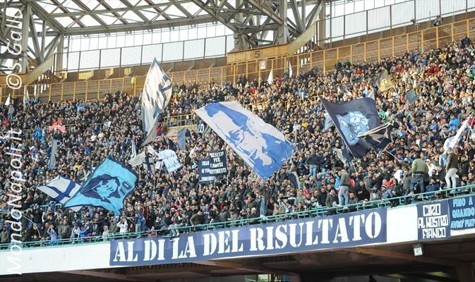 Napoli: subito finiti biglietti Madrid