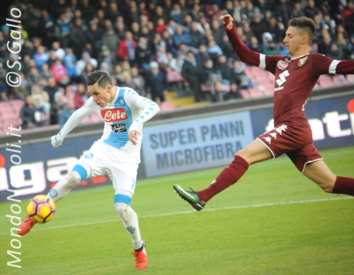 Torino-Napoli, formazioni LIVE: dubbi a centrocampo per Sarri, in difesa per Mihajlovic