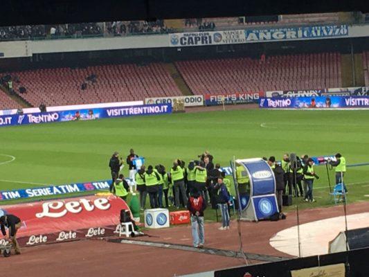 Napoli-Inter, Hamsik: