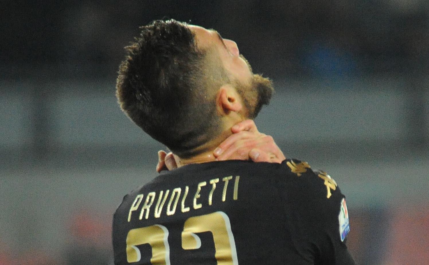 Pavoletti...e quel sogno di segnare al San Paolo contro la Juve