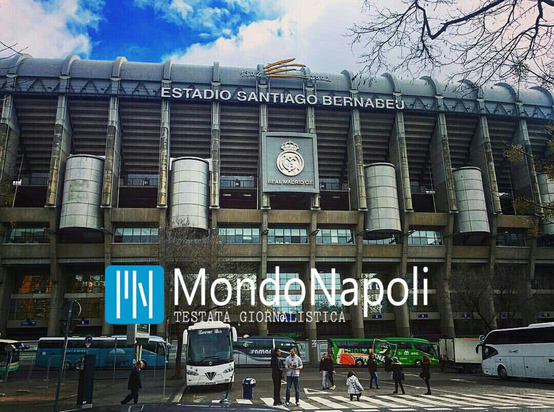 Il Real Madrid entra in campo, quello che succede STUPISCE tutti!