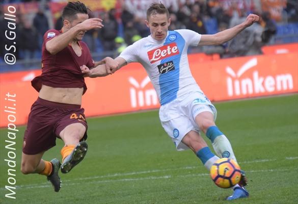 Serie A, Napoli-Inter 0-0: Spalletti ferma Sarri 2834 21-10