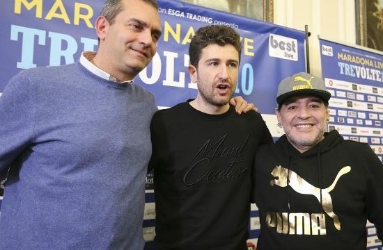 Calcio, Maradona sarà cittadino onorario di Napoli