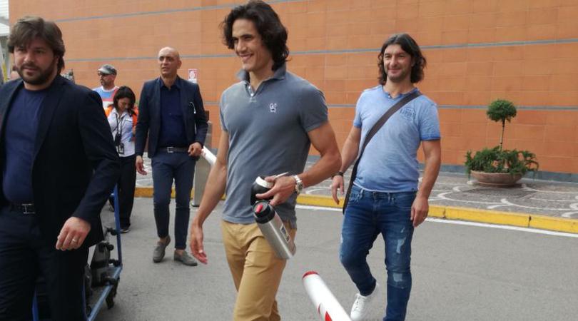 Cavani: Chiellini il difensore più forte affrontato