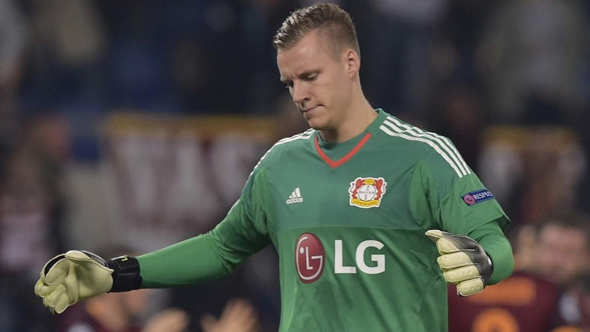Voeller, dt Bayer Leverkusen: