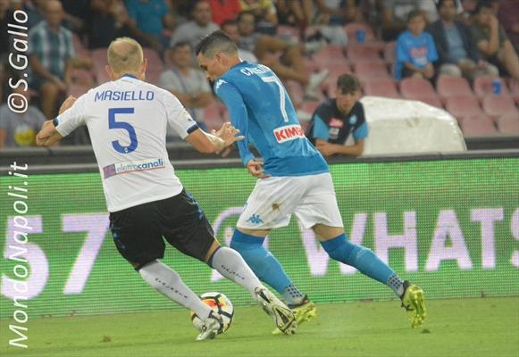 L'Atalanta elimina il Napoli, ora tocca alla Juve
