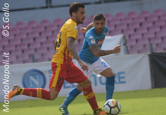 Benevento-Napoli 0-2, le pagelle: Mertens sublime, Guilherme ultimo a mollare