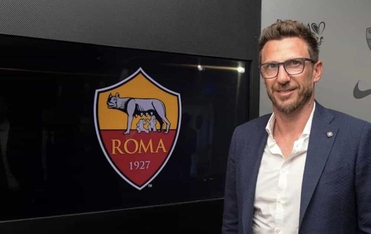 Di Francesco: 'La Juve resta la squadra da battere'