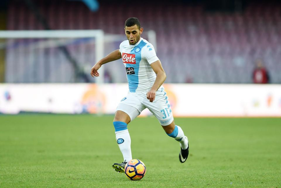 Napoli, Ghoulam:
