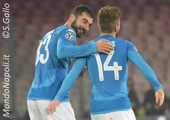 Mihajlovic fa i complimenti al Napoli: