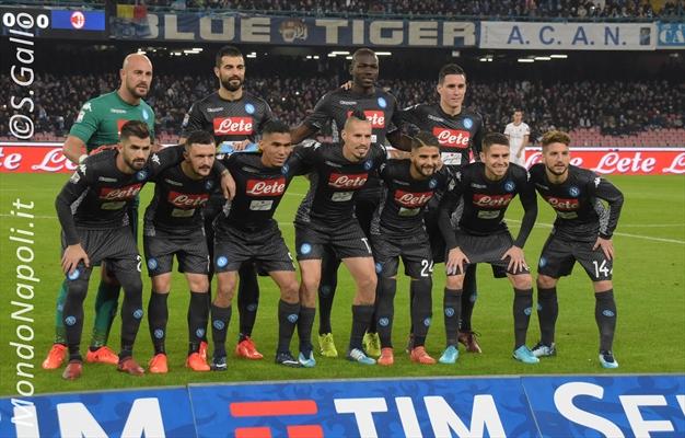 Udinese-Napoli, Insigne: