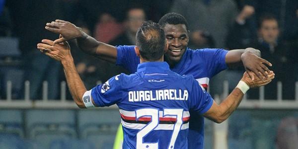 Sampdoria, colpo di scena Zapata e Linetty: recuperano per Napoli?