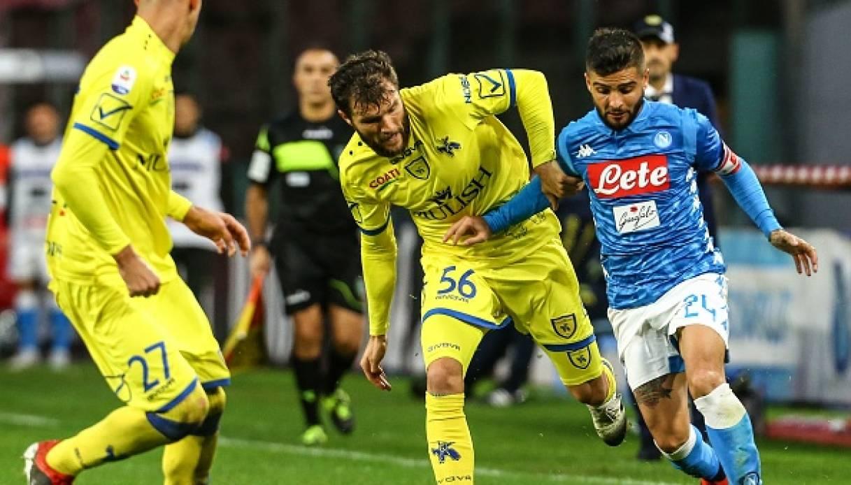 Il Chievo ferma il Napoli: 0-0 al San Paolo (GALLERY)